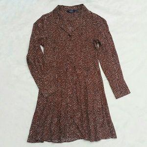 & Other Stories long sleeve mini shirt dress 4